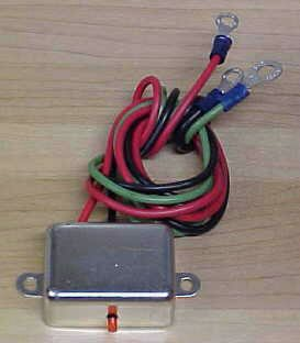 Transistorized Ignition module